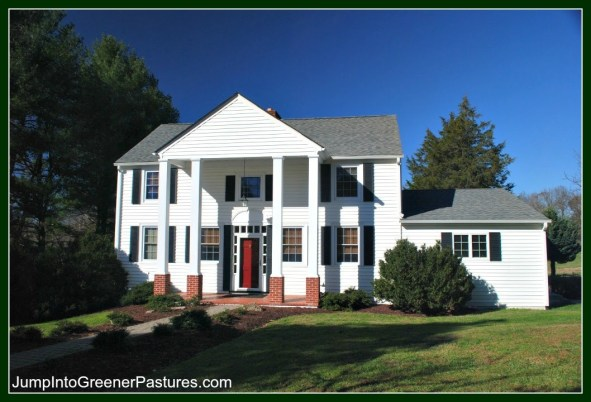 Charlottesville VA Home Worth