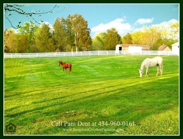Horse Farm for Sale in Gordonsville VA