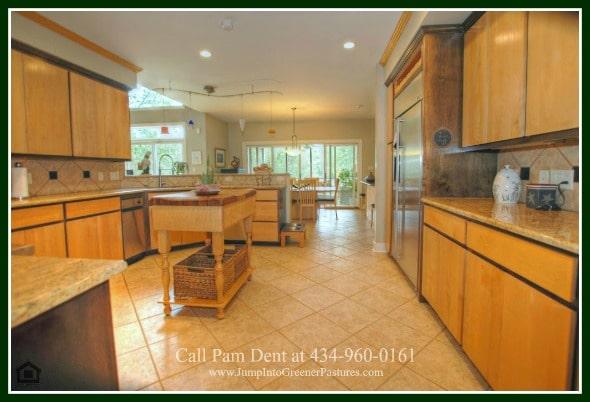 Scottsville VA Luxury Homes