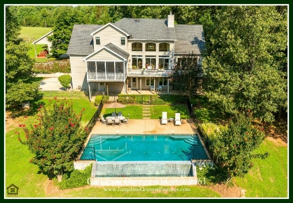 High-end Homes for Sale in Scottsville VA