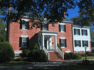 Historic Homes in Central Virginia