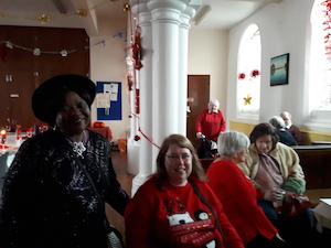 Tuesday Group Christmas 2017