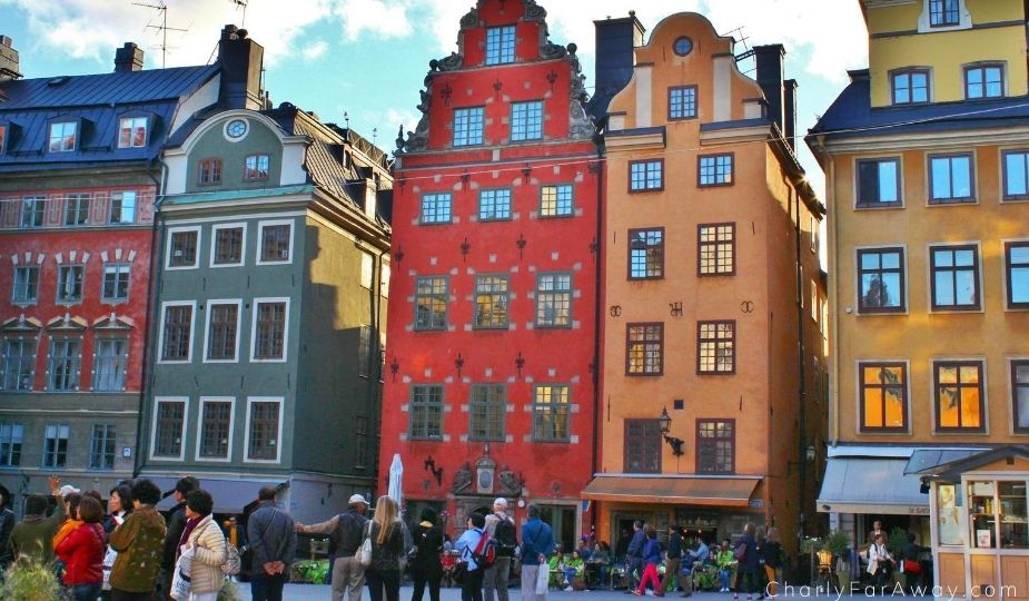 stockholm gamla stan suède