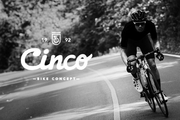 Cinco Bike Concept | Branding de serivicios
