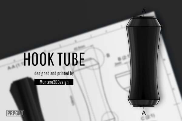 Hook Tube, accesorio para ocean hookah kaif