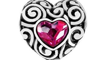 Brighton Brazilian Heart Bracelet | Charm Bracelet Shop