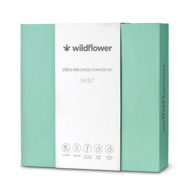 Wildflower CBD Vaporizers Personal Diffusers