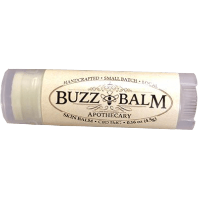 Brother's Apothecary CBD Buzz Balm