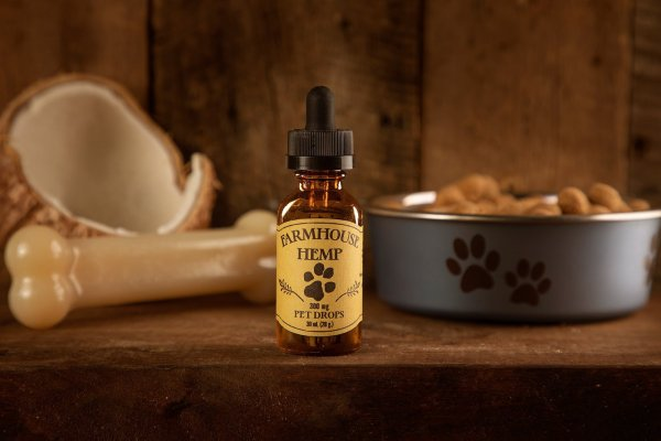 Farmhouse Hemp CBD Pet Drops 600mg