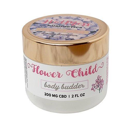 Hot Mess Flower Child CBD Body Budder