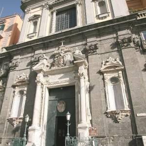 Esterno della Chiesa di  San Ferdinando