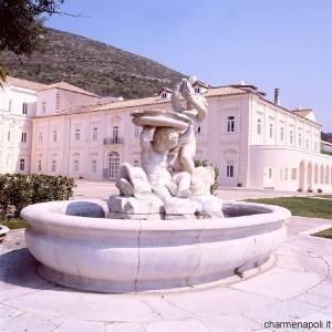 Fontana del Complesso Monumentale di San Leucio