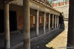 Gli scavi della Villa di Poppea