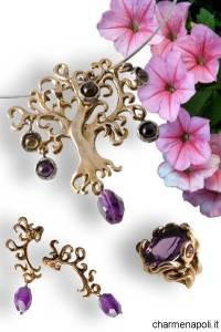 L'albero della vita creazione Caramanna Gioielli