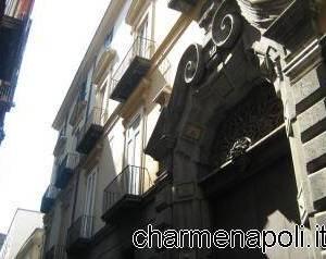 Esterno del Palazzo Filomarino