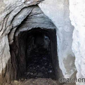 Grotta del cane terme romane Agnano Napoli (ph. A. Adinolfi)