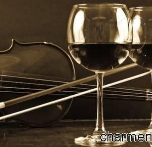 Calici e violino
