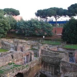 terme romane via Terracina napoli