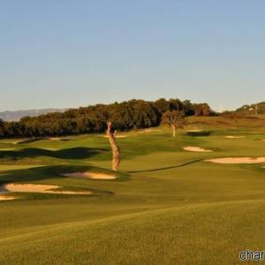 Le Costiere Golf Hole 4L