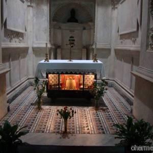 Duomo di Napoli Cappella del Succorpo Reliquie di San Gennaro (ph Kontsantin Mitroshenko)