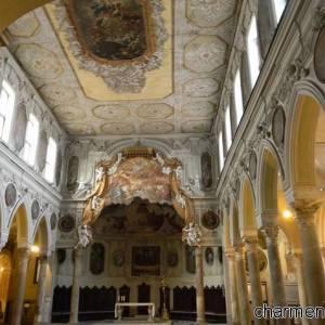 ex basilica Santa Restituta cappella del duomo Napoli