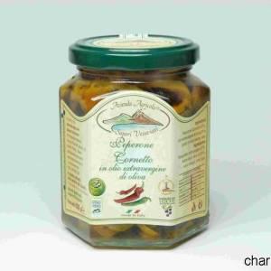 Sapori Vesuviani  confettura Peperoni Cornetto