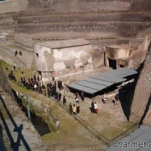 Villa dei Papiri, lo scavo ercolanese