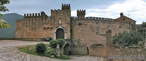 Castello Lancellotti di Lauro (Av)