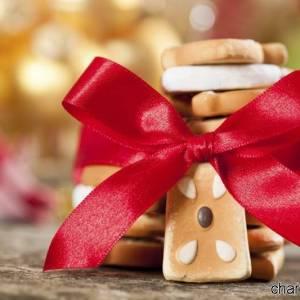 Biscotti -regalo natalizi