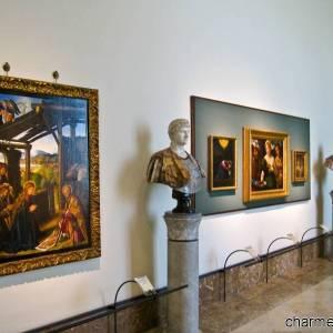 sale museo Capodimonte
