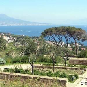 Napoli, il Parco Virgiliano