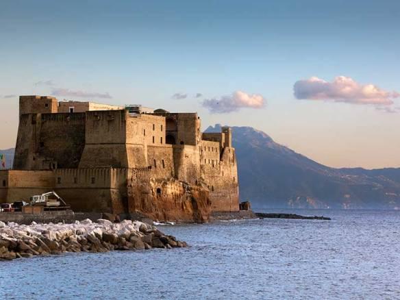 Presepe vivente a Castel dell'Ovo
