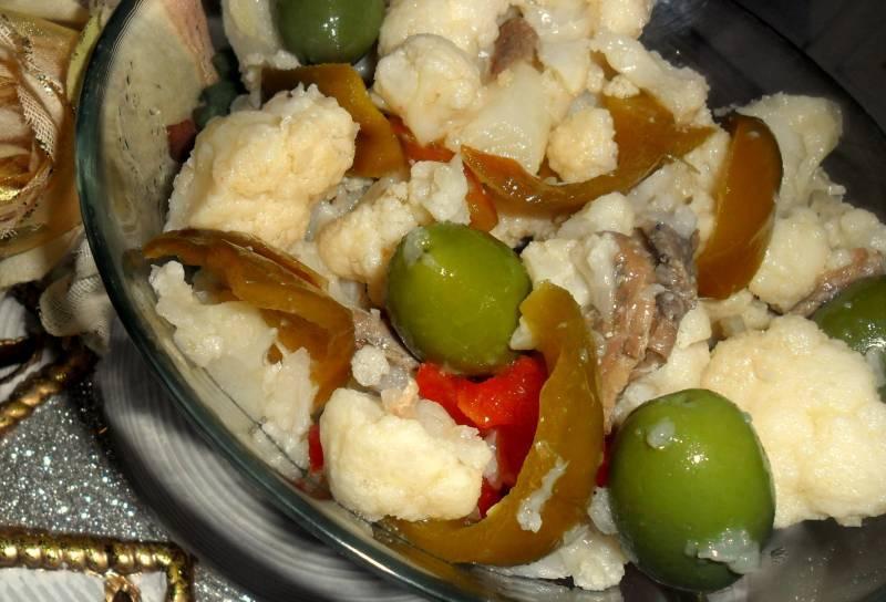 Insalata di rinforzo sapori storia e significato charme - Ricette cucina napoletana ...