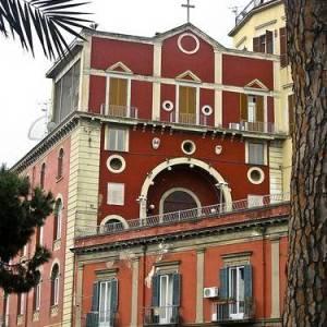 Santa Maria del Parto a Mergellina