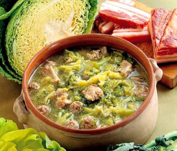 Le ricette della tradizionale cucina napoletana a 39 minestra maritata - Ricette cucina napoletana ...