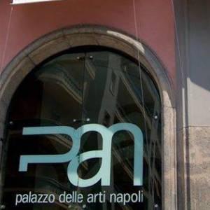 La facciata del Pan di Napoli