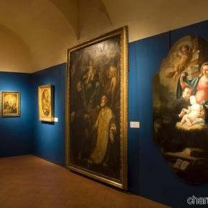 Affreschi a Palazzo Zevallos
