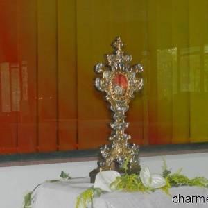 Ampolla con il sangue di Papa Giovanni Paolo II