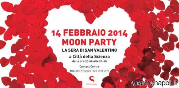 Napoli, Moon Party a Citta della Scienza