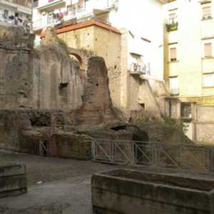 Gli scavi del Carmine