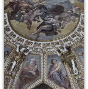 Cupola della chiesa dei ss. apostoli