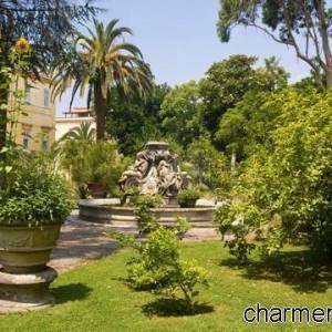 I giardini dell'orto botanico