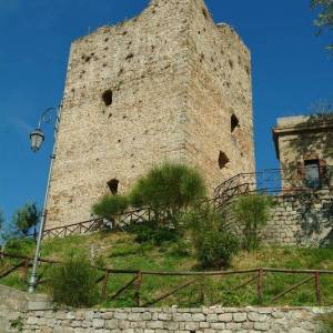 La torre di Novi Velia