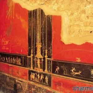 Gli affreschi della domus Frontone