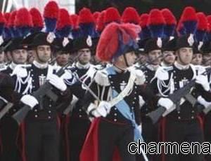 Festa dei carabinieri a Napoli