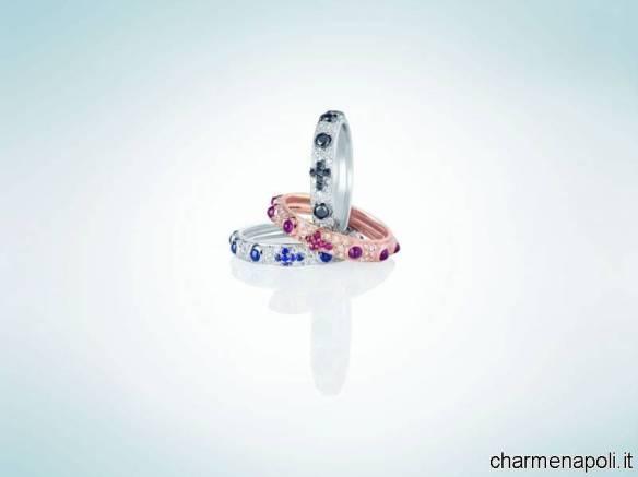 Nardelli gioielli, i nuovi anelli Rosario