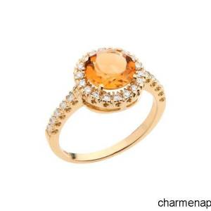 Anello Cocktail Ring