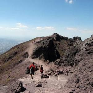 Il Gran Cono del Vesuvio