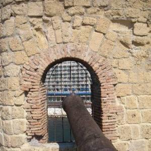Il cannone di Castel dell'ovo