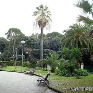 La villa comunale di Portici